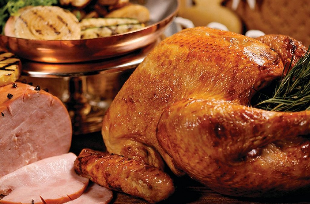 5 Miami Hotels Serving Up Some Thanksgiving Goodness.