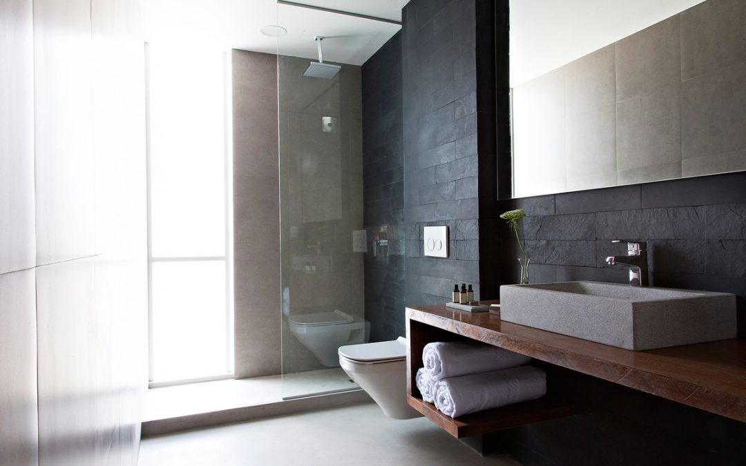 Doing More With Less: Elevating the Bathroom Experience