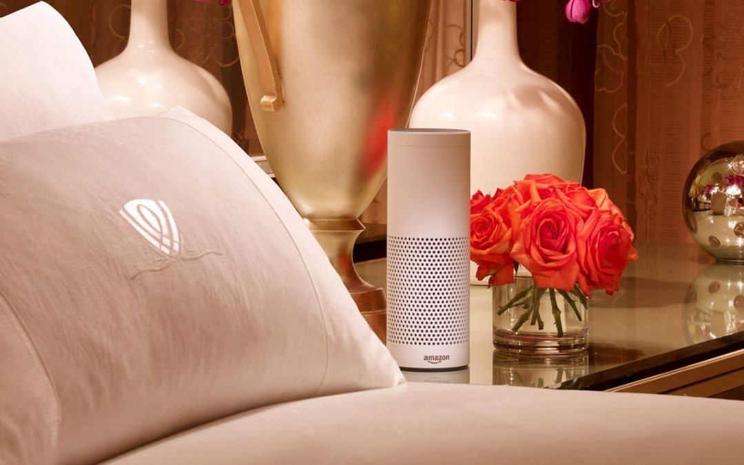 Alexa vs Siri: How Hotels Are Using Voice-automated Devices To Improve Your Guest Experience.