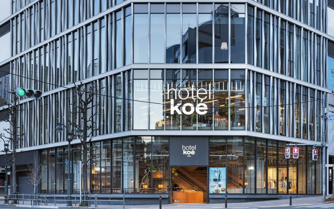 Hotel Koé: Shop 'Till You Sleep
