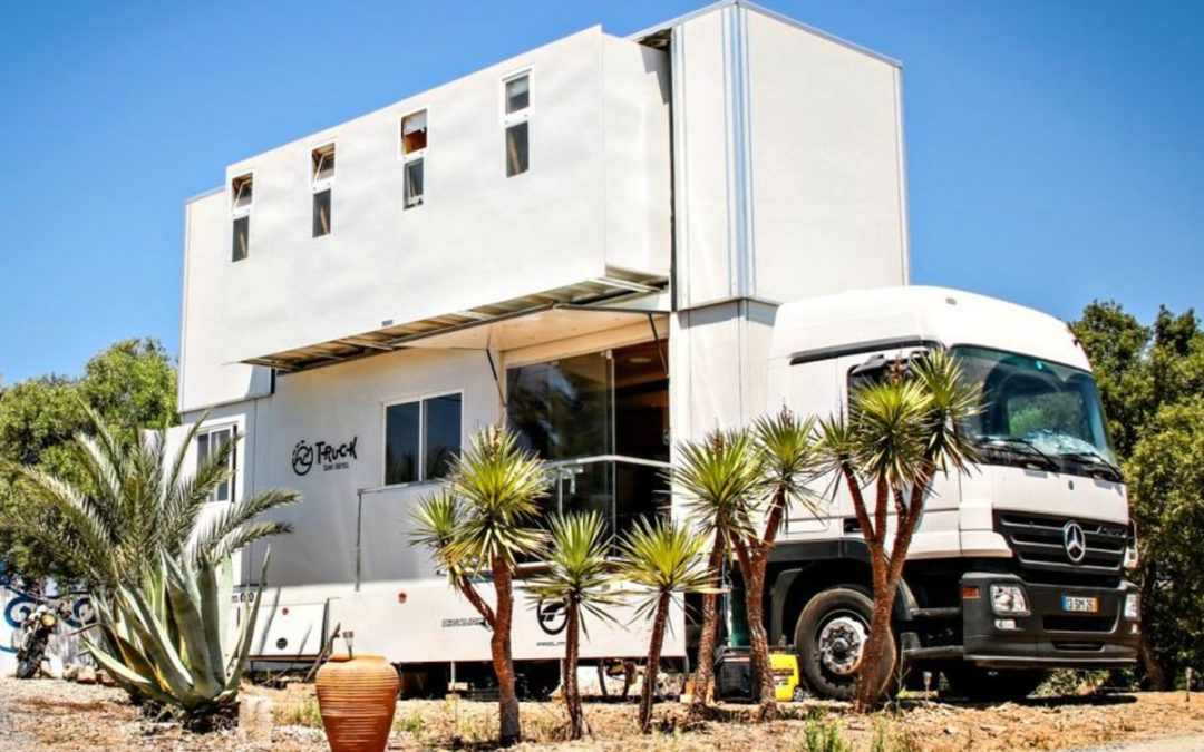 Did Someone Say Hotel on Wheels ?