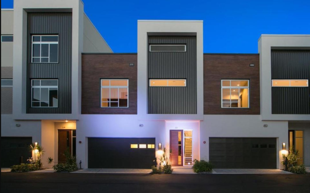 Q Town homes: Inspiring and Distinct Design